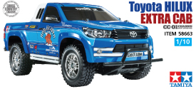 Tamiya Toyota Hilux 275x125