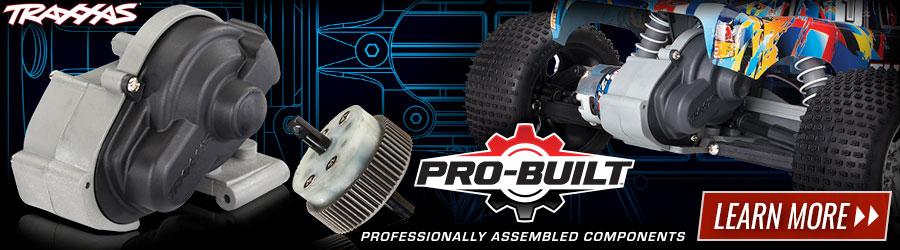 Traxxas Pro Built Parts 900x250