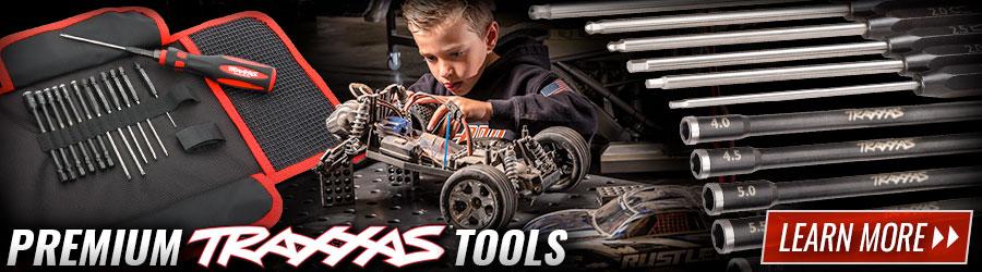 Traxxas Premium Speed Bits 900x250