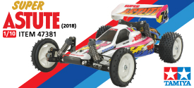 Tamiya Super Astute - 275x125