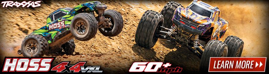 Traxxas Hoss 4X4 VXL 900x250